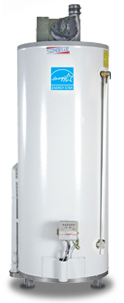 GSW SuperFlue™ hot water heater tank image
