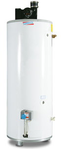 GSW SuperFlue™ 75 gallon hot water heater tank image