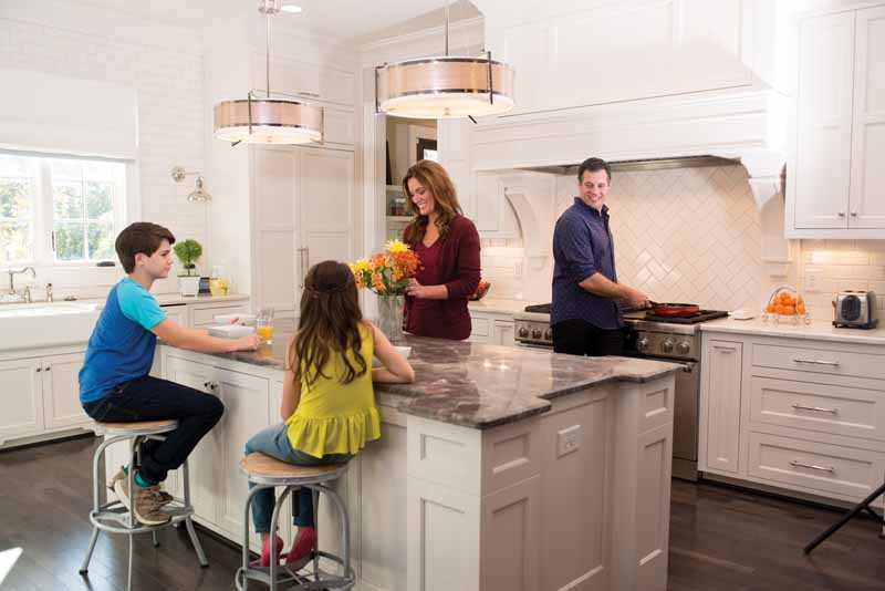 family in kitchen 1